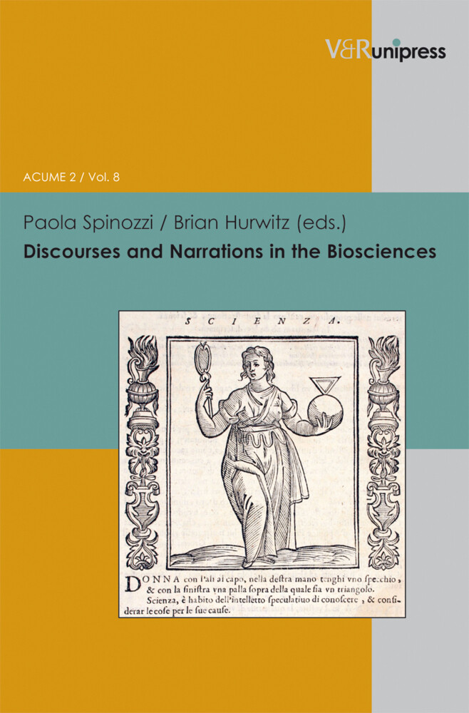 Discourses and Narrations in the Biosciences als Buch (gebunden)
