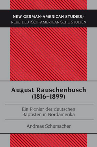 August Rauschenbusch (1816-1899) als Buch (kartoniert)