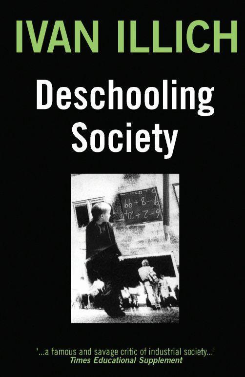 Deschooling Society als Buch (kartoniert)