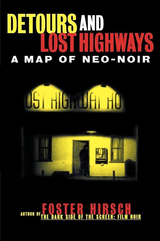 Detours and Lost Highways als Taschenbuch