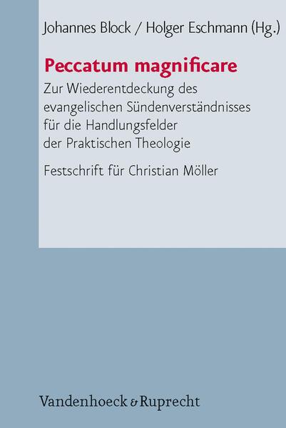 Peccatum magnificare als Buch (kartoniert)