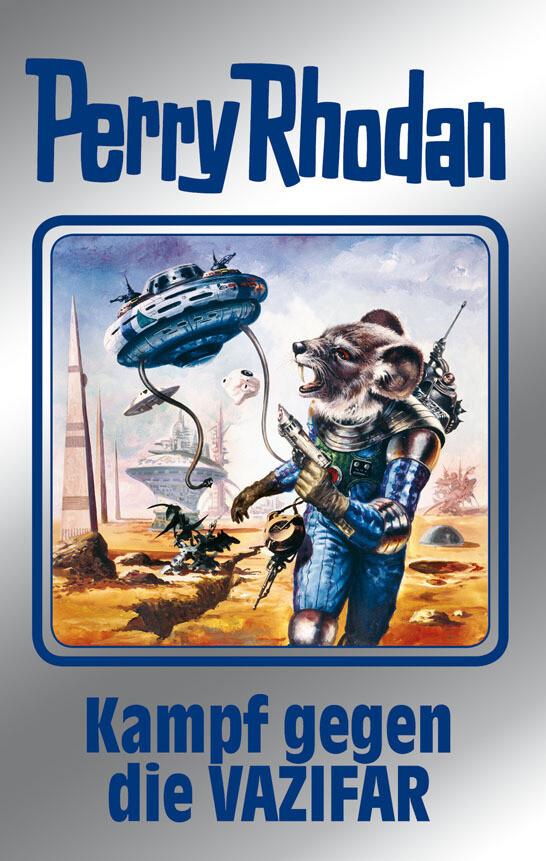 Perry Rhodan 118. Kampf gegen die Vazifar als Buch (gebunden)