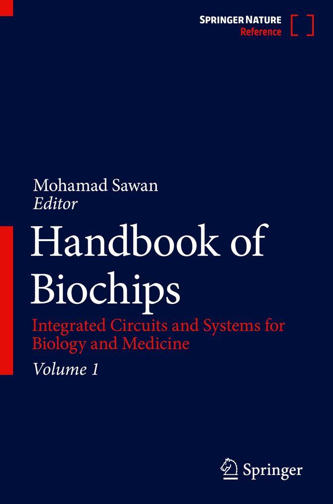 Handbook of Biochips. 3 Bände als Buch (gebunden)