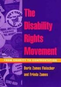 The Disability Rights Movement als Taschenbuch
