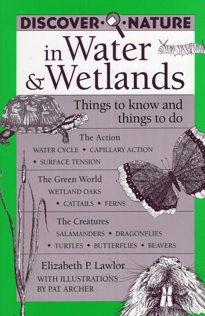 Discover Nature in Water and Wetlands als Buch (gebunden)