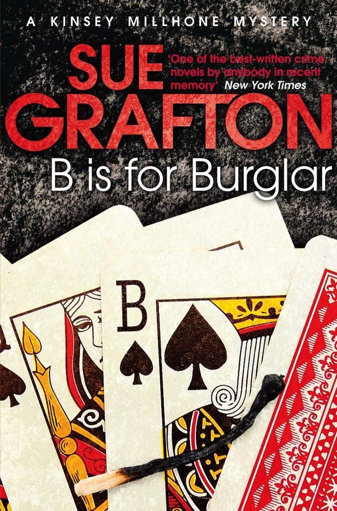B is for Burglar als eBook epub