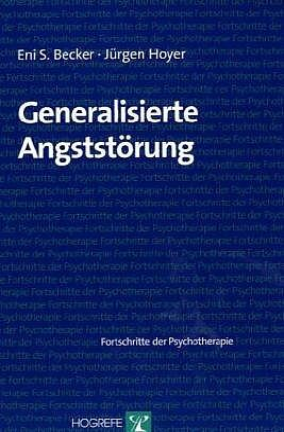 Generalisierte Angststörung als eBook pdf