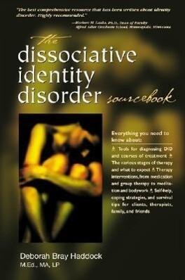 The Dissociative Identity Disorder Sourcebook als Taschenbuch