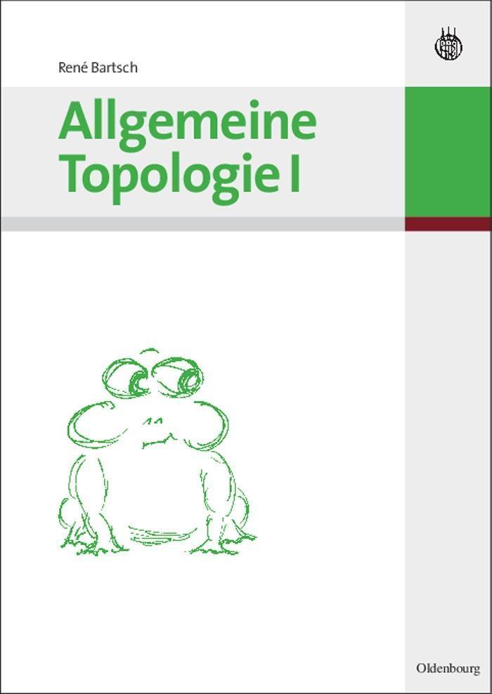 Allgemeine Topologie I als eBook pdf