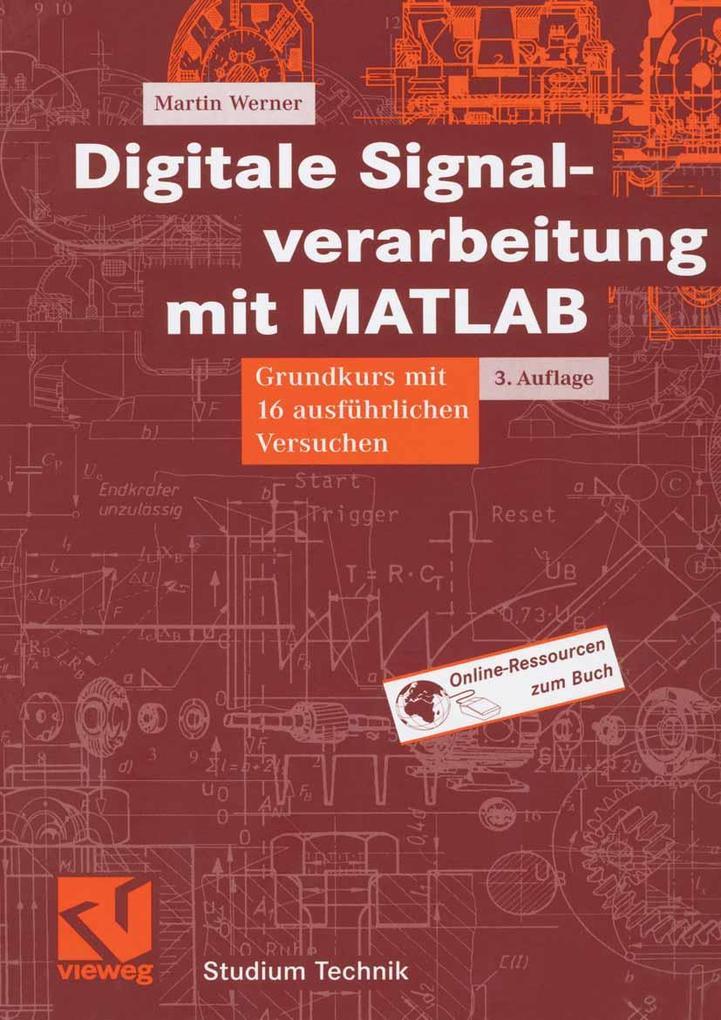 Digitale Signalverarbeitung mit MATLAB als eBook pdf