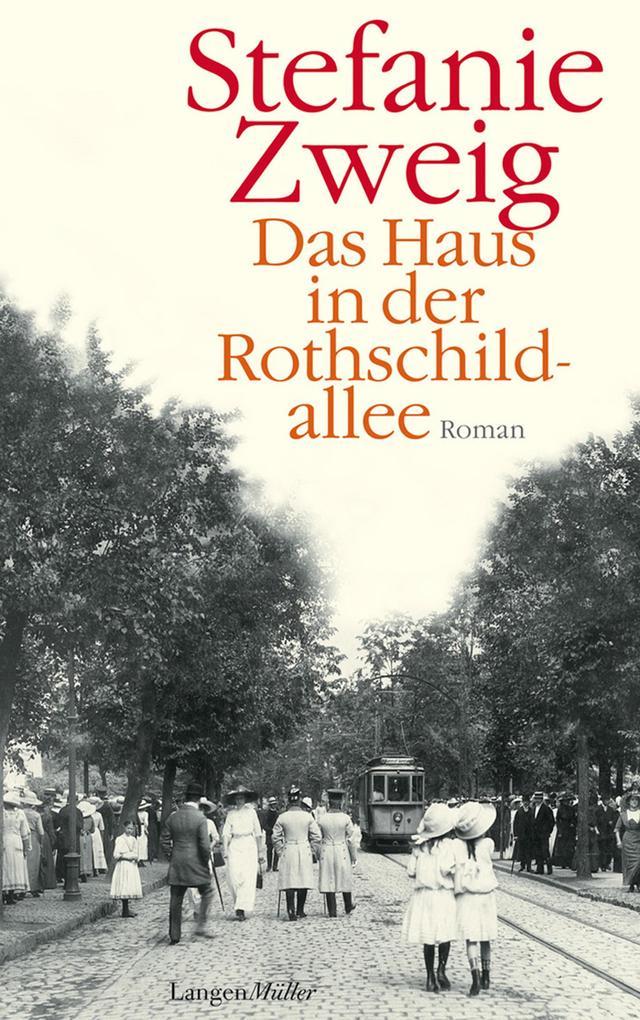 Das Haus in der Rothschildallee als eBook