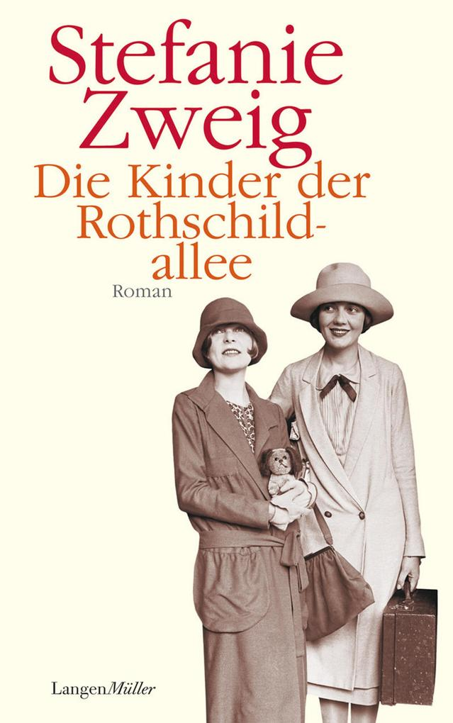 Die Kinder der Rothschildallee als eBook epub