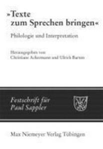 Texte zum Sprechen bringen als eBook pdf