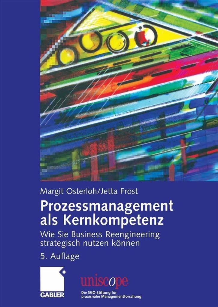 Prozessmanagement als Kernkompetenz als eBook pdf