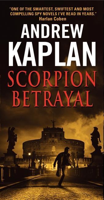 Scorpion Betrayal als Taschenbuch