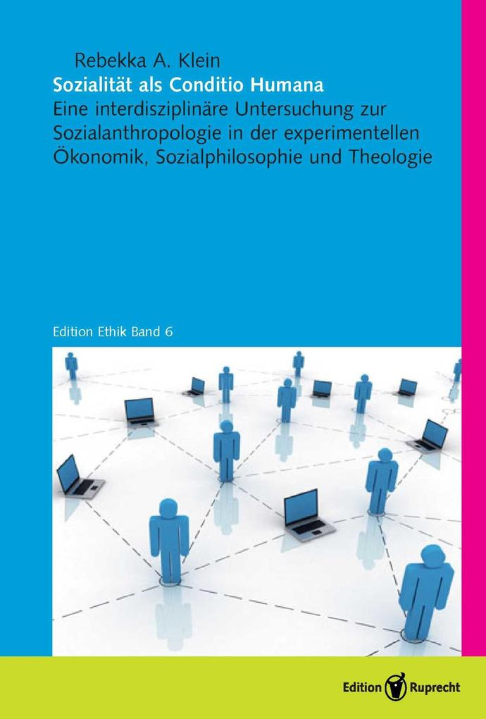 Sozialität als Conditio Humana als eBook pdf