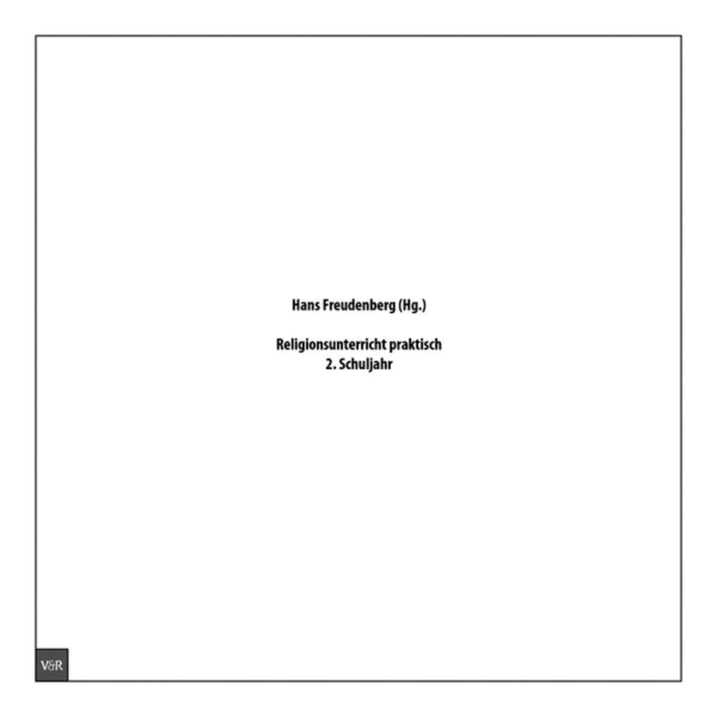 Religionsunterricht praktisch - Bilder 2 als eBook pdf