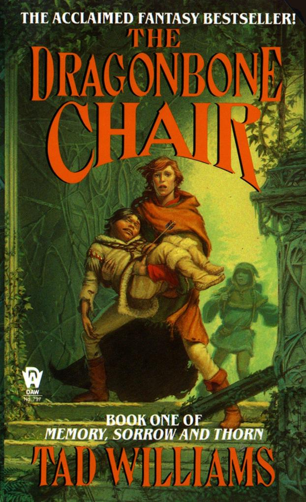 Memory, Sorrow and Thorn 1. The Dragonbone Chair als Taschenbuch