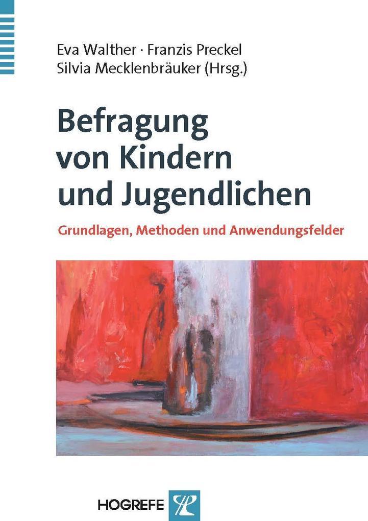 Befragung von Kindern und Jugendlichen als eBook pdf