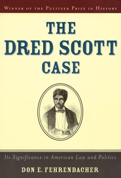 The Dred Scott Case als Taschenbuch