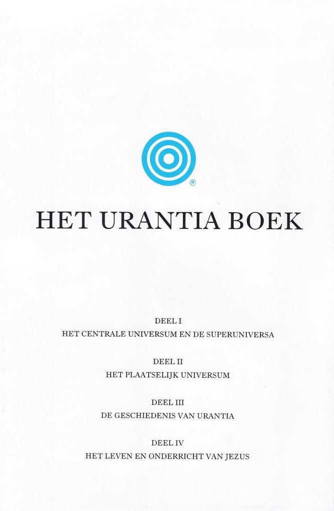 Het Urantia Boek als Software