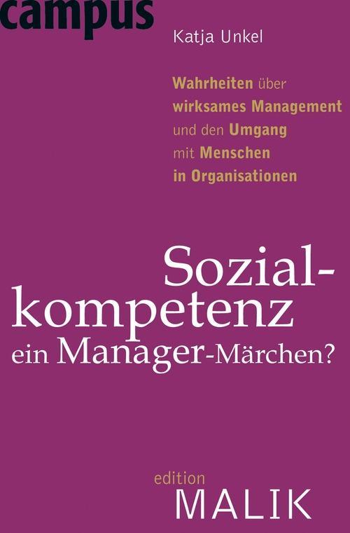 Sozialkompetenz - ein Manager-Märchen? als eBook