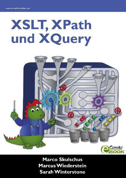 XSLT, Xpath und Xquery als eBook pdf
