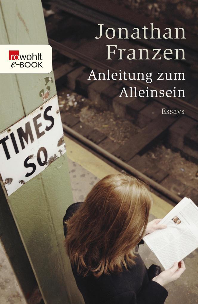 Anleitung zum Alleinsein als eBook
