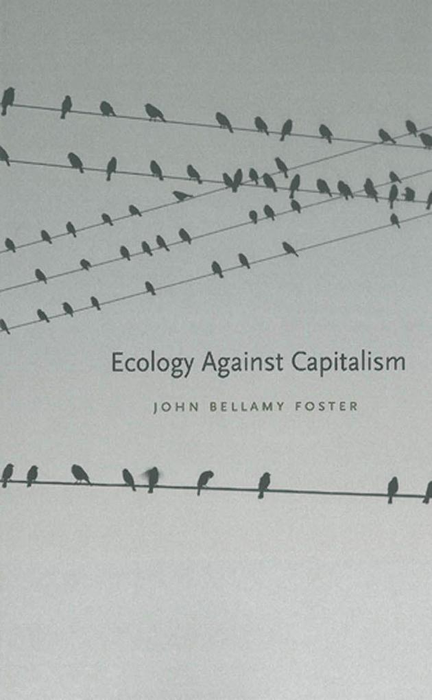 Ecology Against Capitalism als Taschenbuch