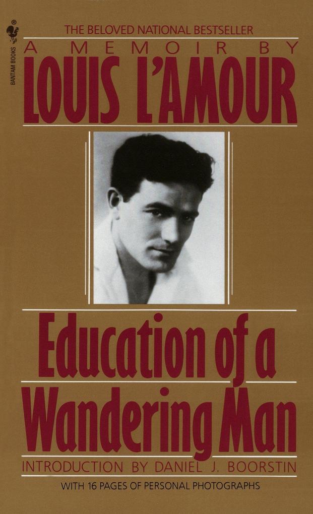 Education Of A Wander Man als Taschenbuch