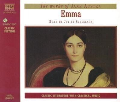 Emma als Hörbuch CD