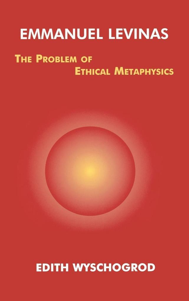 Emmanuel Levinas als Buch (gebunden)