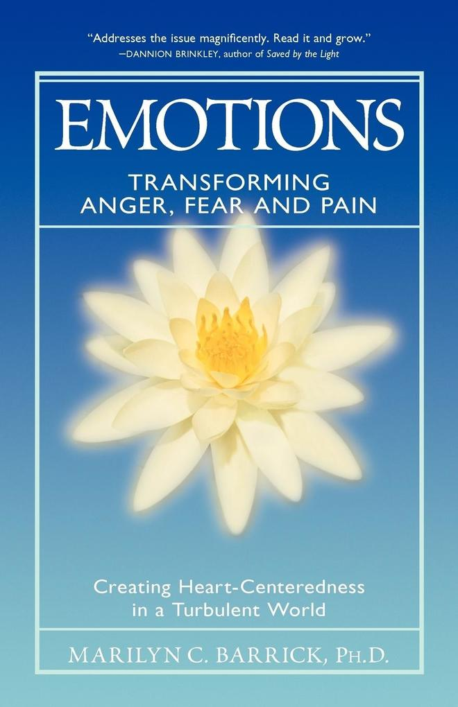 Emotions als Taschenbuch