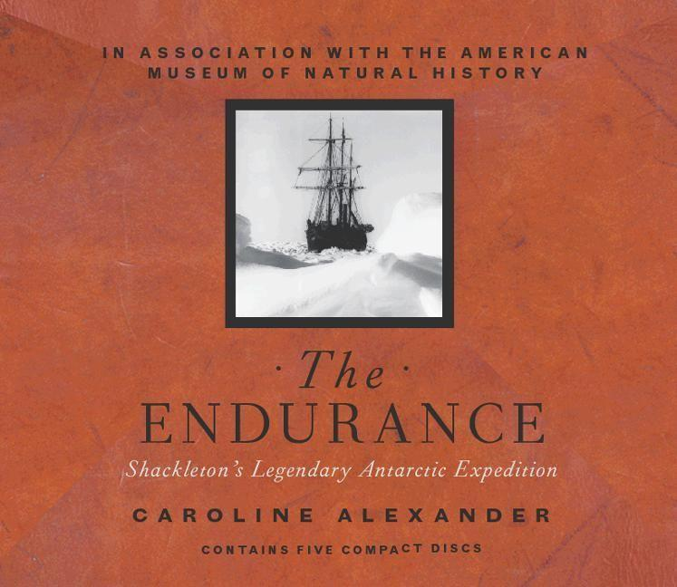 The Endurance als Hörbuch CD