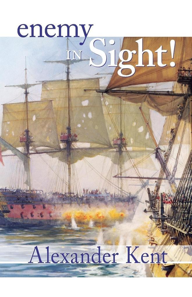 Enemy in Sight! als Taschenbuch