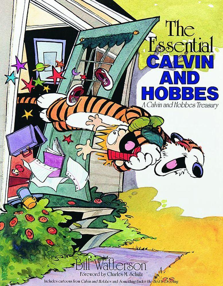 The Essential Calvin and Hobbes als Buch (kartoniert)