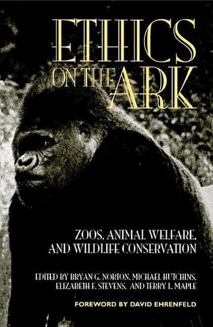 Ethics on the Ark als Taschenbuch