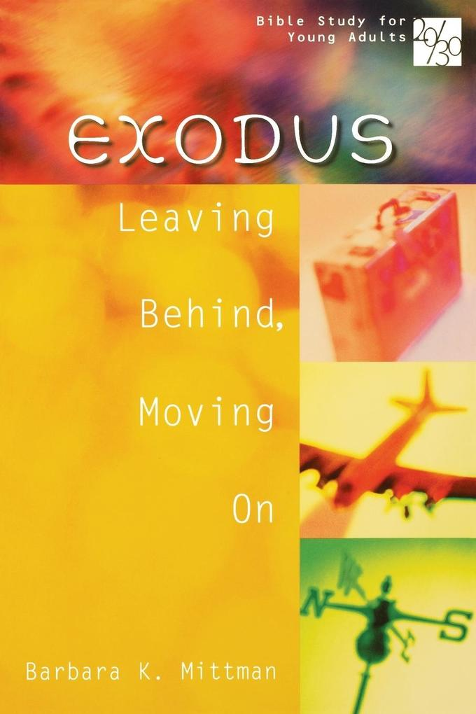 20/30 Bible Study for Young Adults Exodus als Taschenbuch