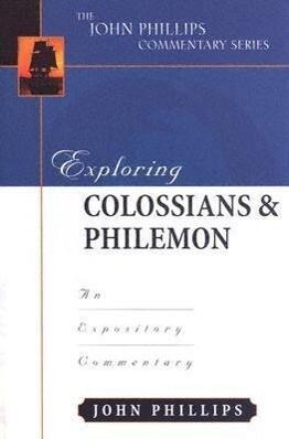 Exploring Colossians & Philemon als Buch (gebunden)