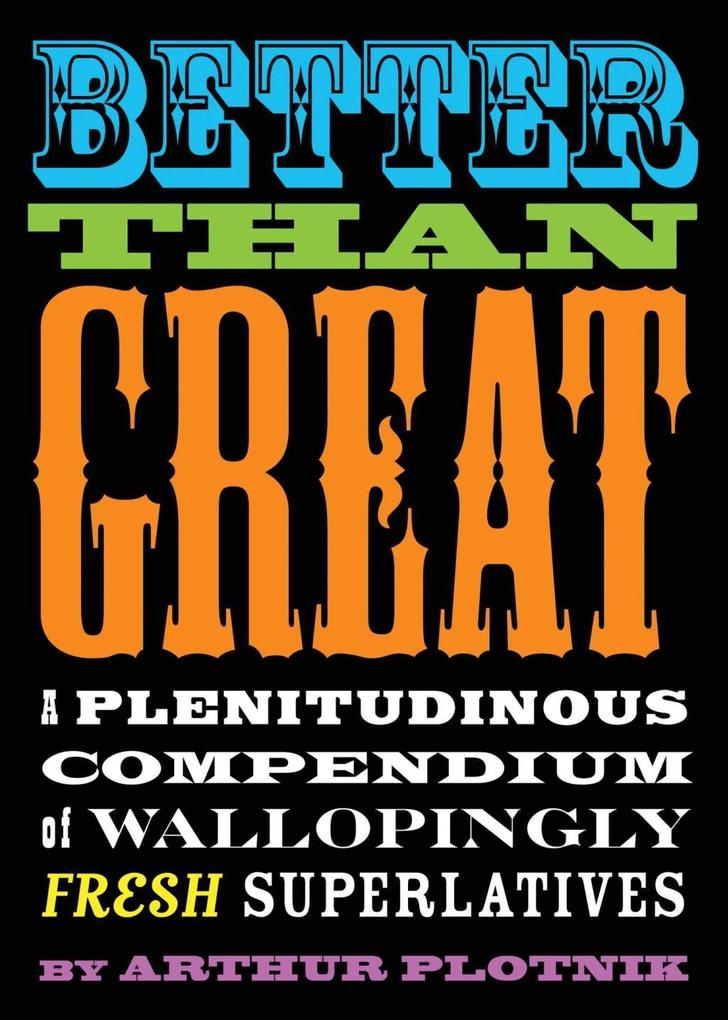 Better Than Great als eBook epub