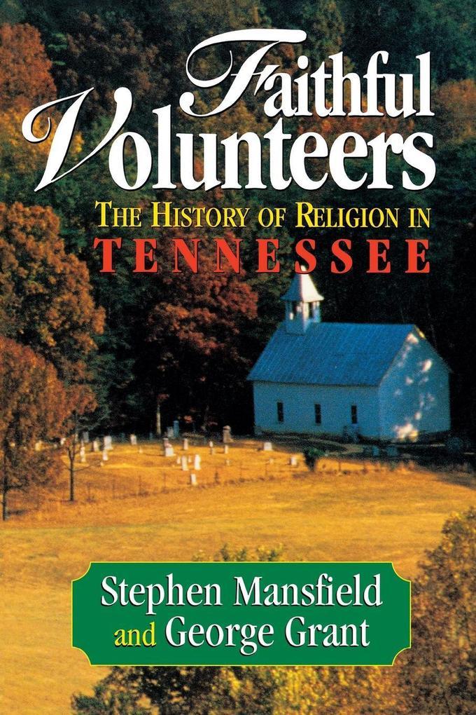 Faithful Volunteers als Taschenbuch