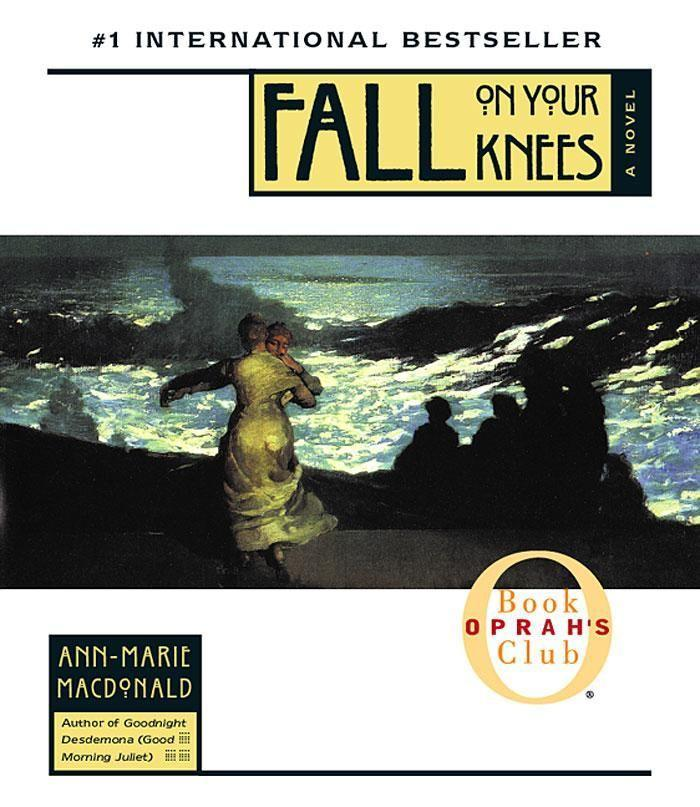 Fall on Your Knees als Hörbuch CD