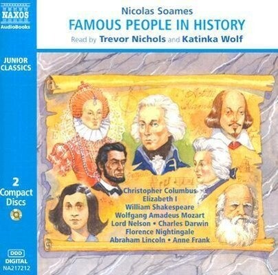 Famous People in History als CD