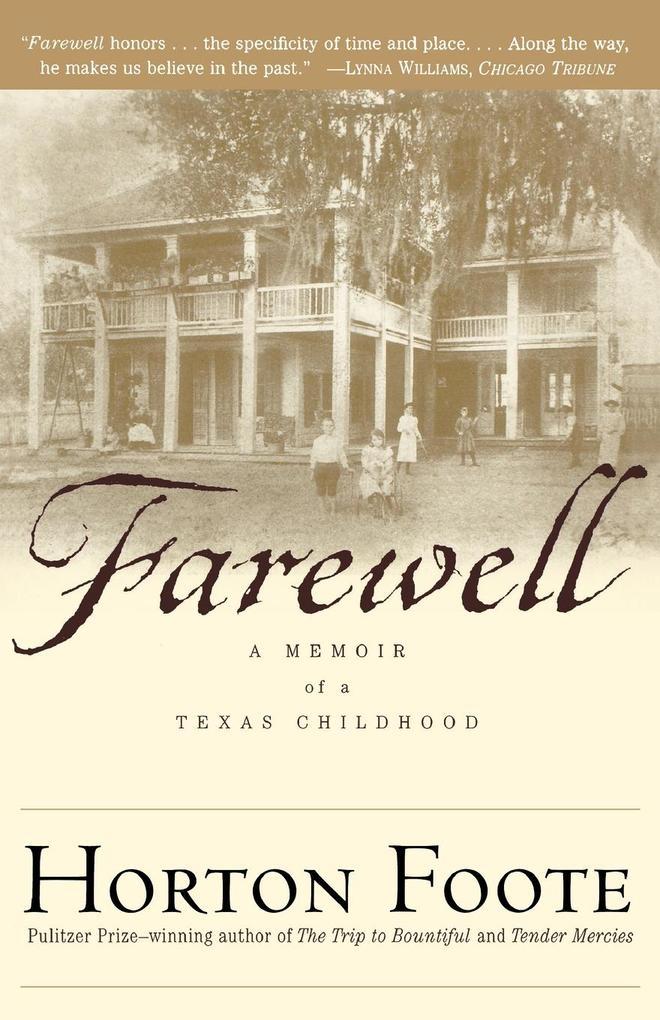 Farewell als Buch (kartoniert)