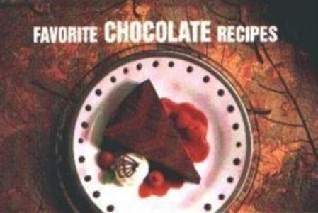 Favorite Chocolate Recipes als Taschenbuch
