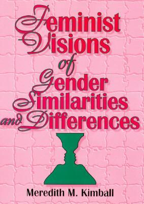 Feminist Visions of Gender Similarities and Differences als Taschenbuch