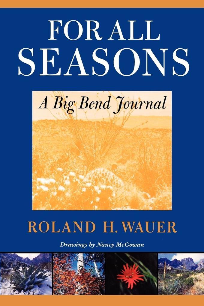 For All Seasons als Taschenbuch
