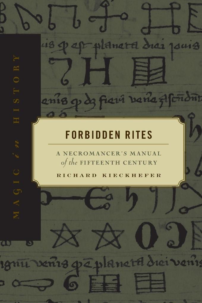 Forbidden Rites als Taschenbuch
