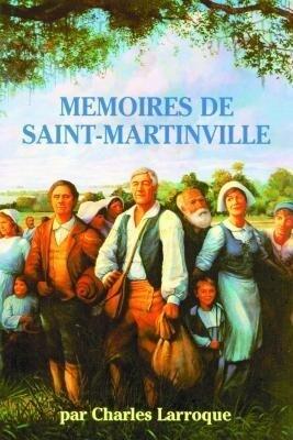 Memoires de Saint Martinville als Taschenbuch