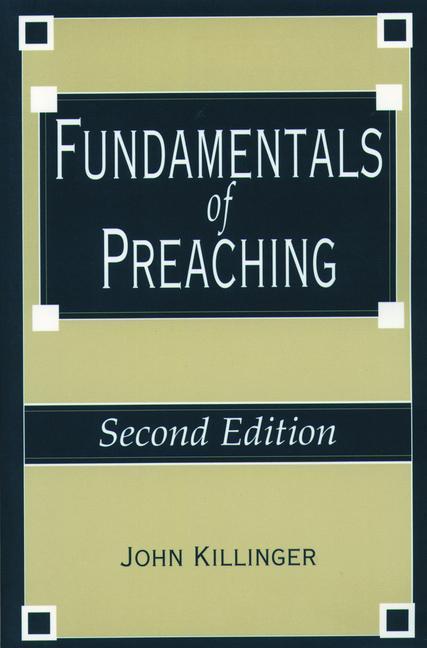 Fundamentals of Preaching als Taschenbuch